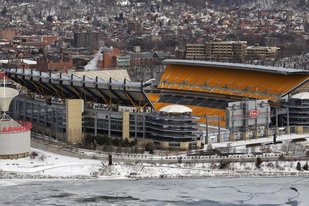Heinz Field to Host Big-Time Soccer