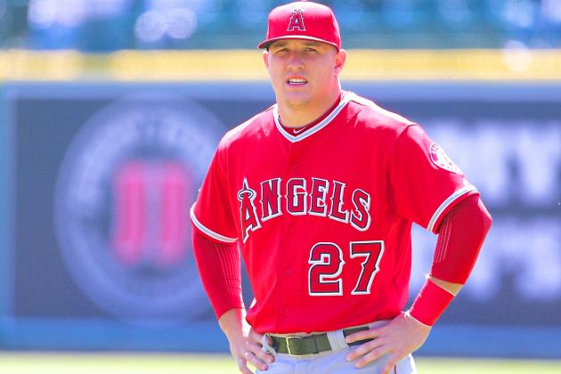 Mike Trout's AL MVP Quest Poised to Finally End in 2014