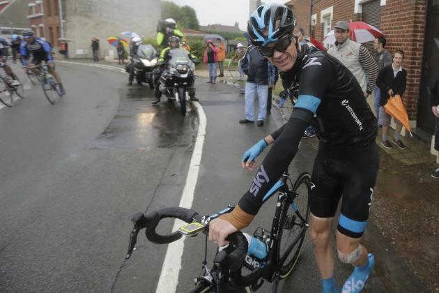 Chris Froome Injury: Updates on Cycling Star's Status After Tour de France Crash