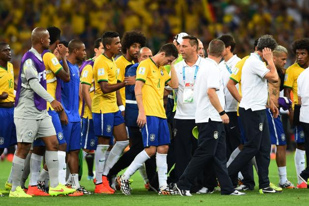 What World Cup Thrashing Means for Chelsea's Brazilians as Andre Schurrle Shines