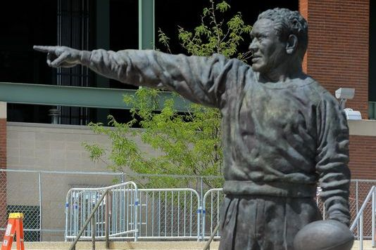 Lambeau Field's Bob Harlan Plaza to Be Rededicated