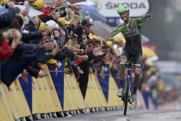 Tour de France 2014: Stage 5 Winner, Results and Updated Leaderboard Standings