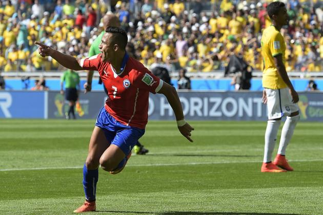 Arsenal Transfer News: Alexis Sanchez Would Be Perfect Fit for Gunners