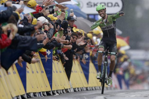 Tour de France 2014: Stage 6 Route, Live Stream, Predictions, Updated Standings