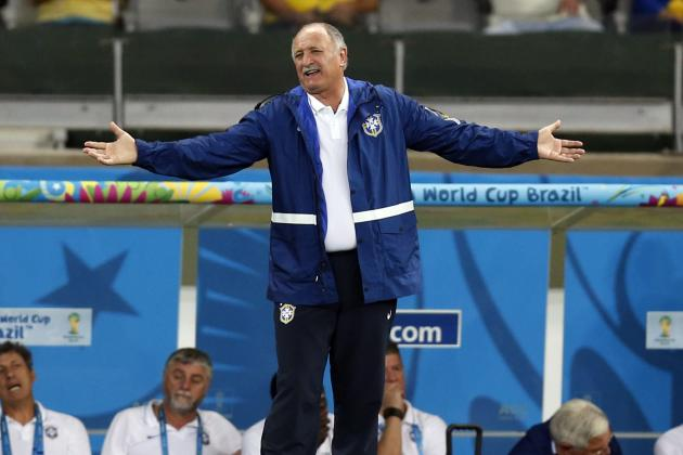 Brazil vs. Germany: Luiz Felipe Scolari Must Resign After Nightmare Match