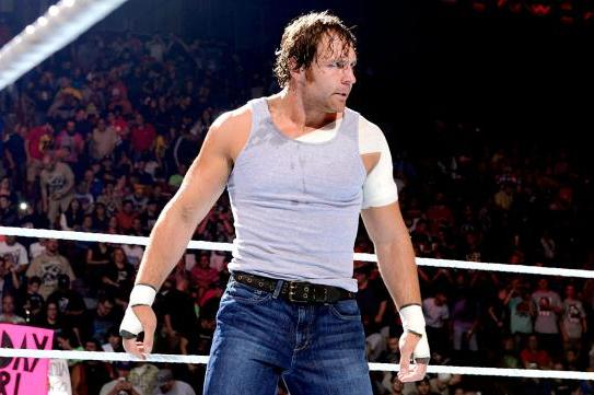 Dean Ambrose Will Be WWE's Next Big Babyface Star