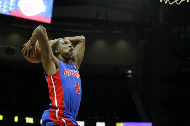 Can Pistons' Summer League Stud Kentavious Caldwell-Pope Be Legit This Year?