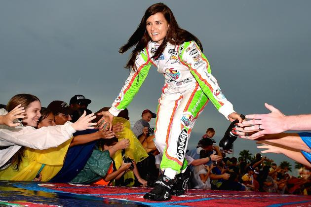 Why Danica Patrick Still Moves the Needle in the NASCAR Sprint Cup Series
