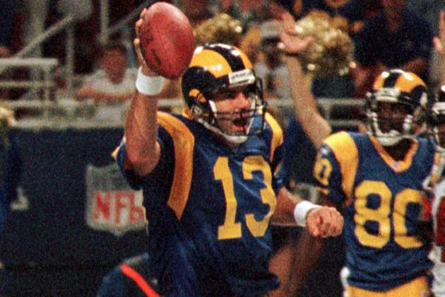 What Is the Rams' Most Memorable Play?