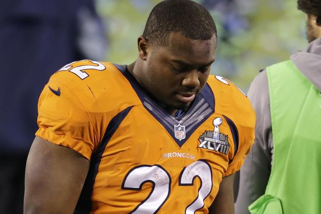 Broncos RB C.J. Anderson Hoping to Push Montee Ball for Starting Job