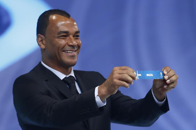 Cafu Tossed from Brazil's Changing Room in the Aftermath of Defeat