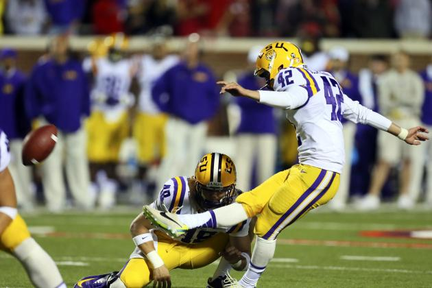 Six SEC Kickers on Award Watch Lists