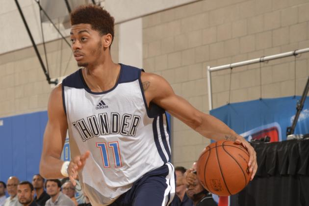 OKC Thunder: Jeremy Lamb Hopes to Use Summer League as a Springboard