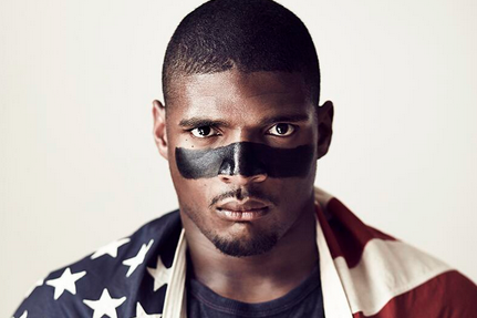 Michael Sam Appears on the Cover of out Magazine