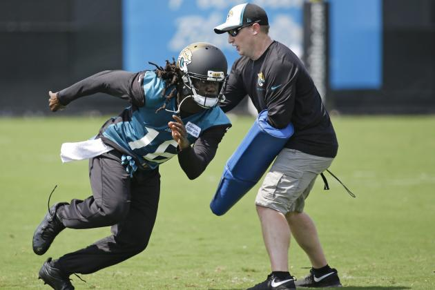 Denard Robinson Looked 'Far More Confident' This Offseason