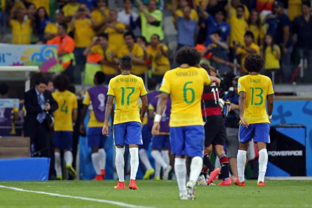 After Humiliation Against Germany, Brazil Must Go Back to 'Joga Bonito' Roots