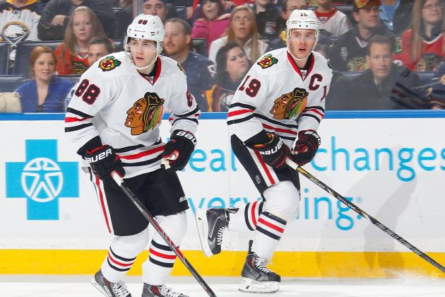 How Blackhawks Can Navigate Kane and Toews Contracts to Stay Under Salary Cap