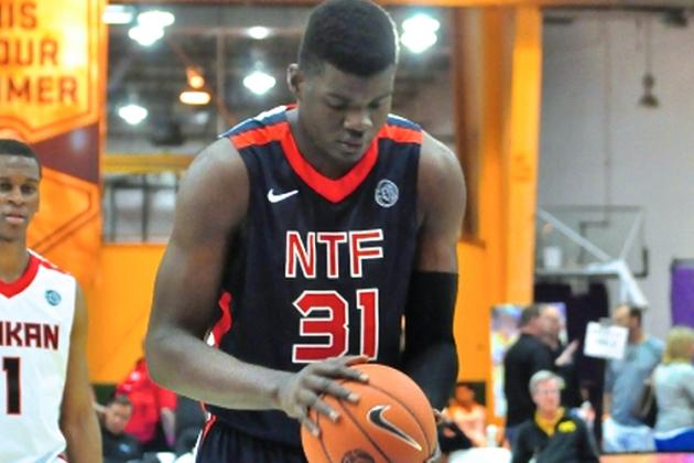 King's Court: 15-Year-Old Man-Child Udoka Azubuike Brings Age Questions