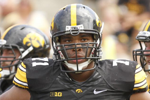 Lack of Night Games Irritates at Least One Hawkeye Player