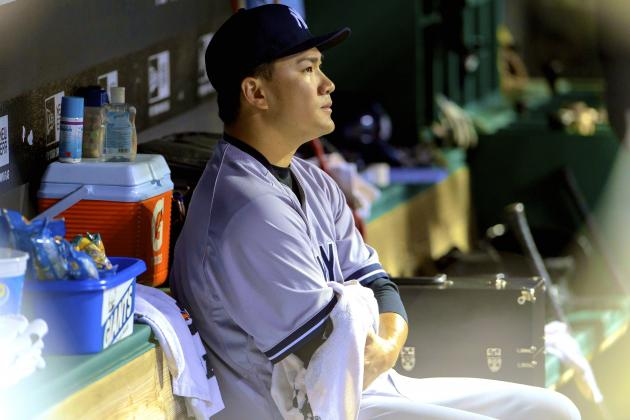 Masahiro Tanaka Injury: Updates on Yankees Star's Arm and Return