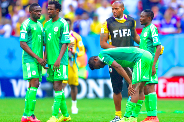 Nigeria Football Federation Suspended by FIFA After Government Interference