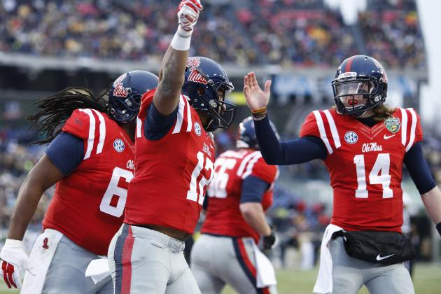 Steele High on Ole Miss Entering 2014 Season