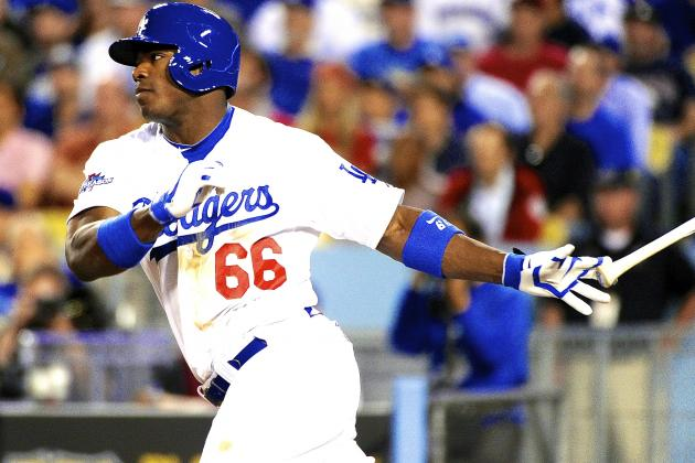 Yasiel Puig Could Steal the Show in 1st MLB Home Run Derby