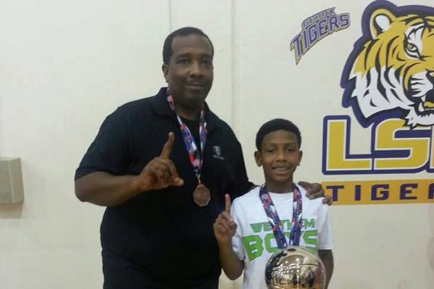 Memphis Father Flying Thousands of Miles to Watch Son on AAU Hoops Circuit