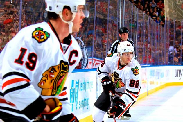 Patrick Kane and Jonathan Toews Contracts Keep Blackhawks in Line for Dynasty
