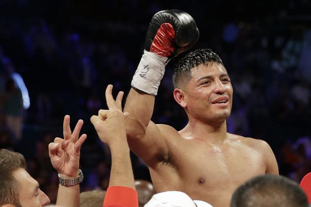 Abner Mares vs. Jonathan Oquendo: Fight Time, Date, Live Stream, TV Info, More