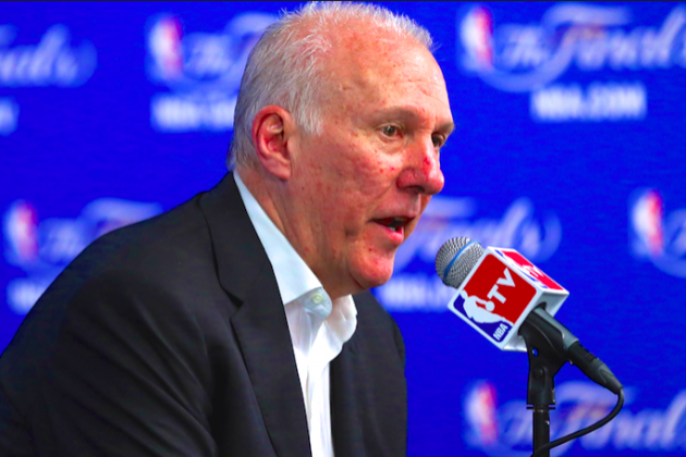 Gregg Popovich and Spurs Agree to Extension: Latest Contract Details, Reaction