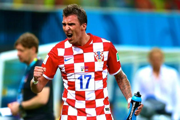 Mario Mandzukic Agreement Between Atletico Madrid and Bayern Munich Announced