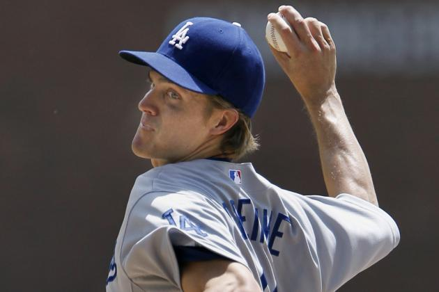 Greinke on Short End of Duel with Scherzer