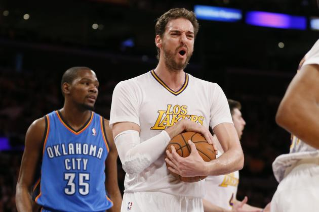 OKC Thunder Badly Need Pau Gasol Pipe Dream to Pay Off
