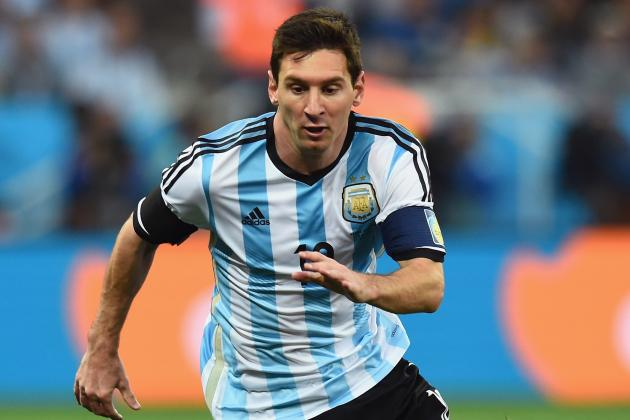 Twitter Reacts to Lionel Messi, Maxi Rodriguez's Performances vs. Netherlands