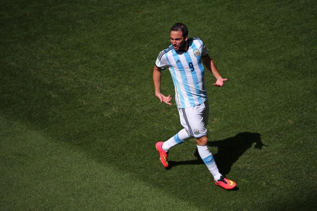 Barcelona Transfer News: Blaugrana Shouldn't Push for Gonzalo Higuain