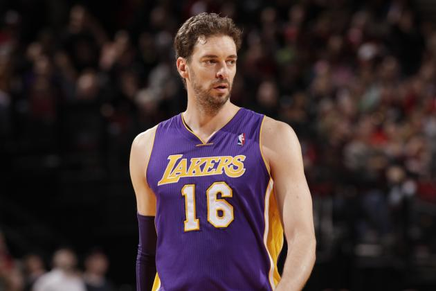 How Pau Gasol Went from Afterthought to Critical Cog in LA Lakers' Offseason