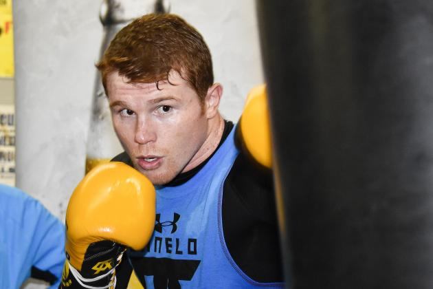 Canelo Alvarez's Blueprint to Beat Erislandy Lara