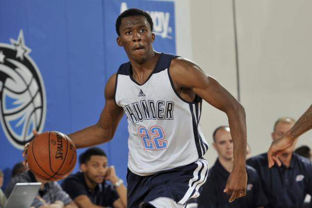 Thunder Drop to Pacers 94-71 in Summer League