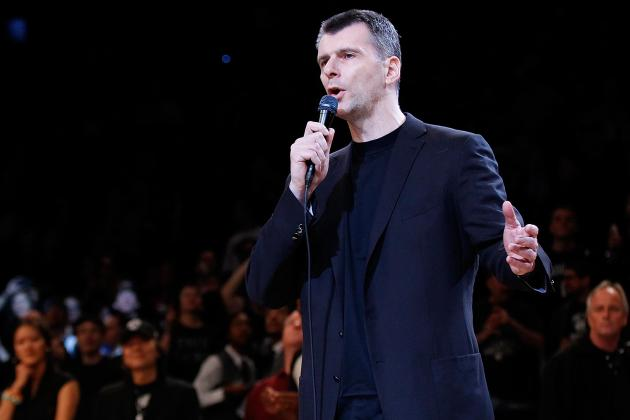 Report: Nets to Pay Record $90M in Luxury Taxes