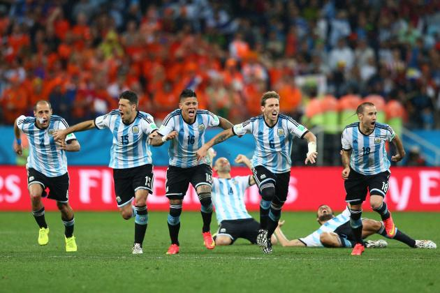 Netherlands vs. Argentina: Live Player Ratings for World Cup Semi-Final