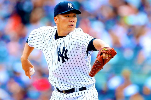Masahiro Tanaka Injury Could Be Final Death Blow to Yankees' 2014 Playoff Hopes