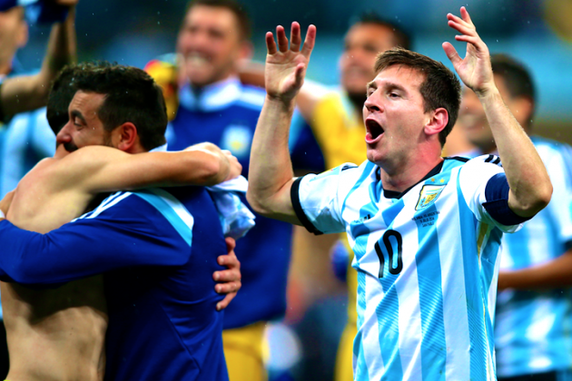 Netherlands vs. Argentina: Score, Grades & Reaction for World Cup Semi-Final
