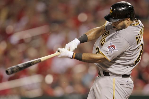 Pirates' Pedro Alvarez Hits 100th Home Run of Career