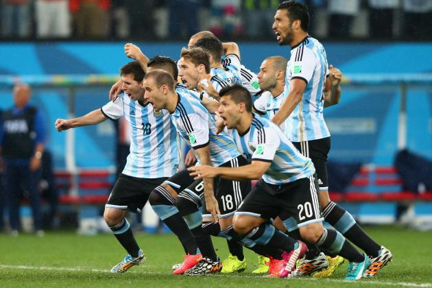 World Cup Results 2014: Updated Score, Bracket and Fixtures After Day 28