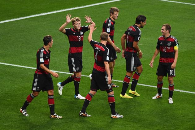 How Germany's Awesome Attack Can Break Down Argentina Defence in World Cup Final