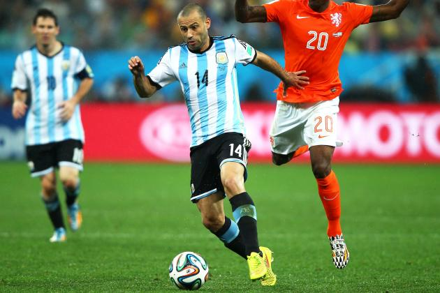 Netherlands vs. Argentina: Most Impressive Performances from World Cup Semifinal