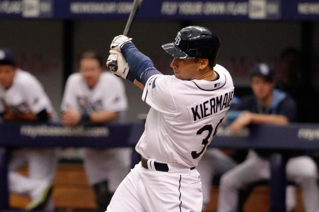 Video: Kiermaier's Grand Slam