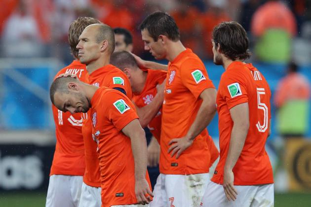 Netherlands Exceeded Expectations Despite World Cup Semi-Final Defeat