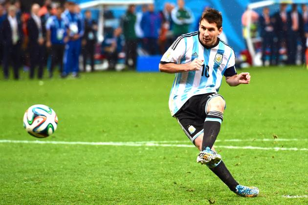World Cup Daily Digest: Messi vs. the Machine in Maracana After Penalty Win
